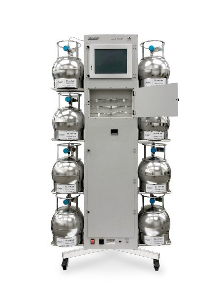 2600ST Multifunctional Automatic Sampling System