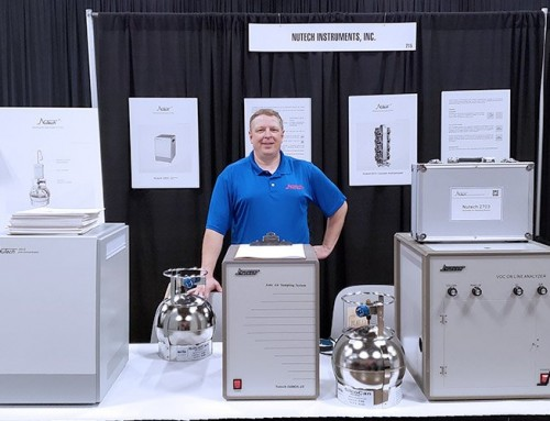 Nutech Shows New Products at TCEQ's AECE 2019