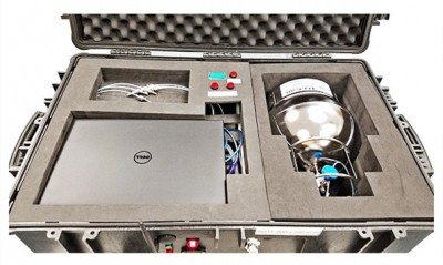 Nutech 2600GT Carry-on Automatic Multifunctional Sampling System