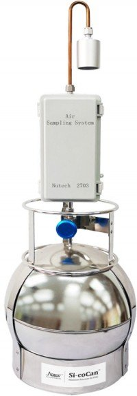Nutech 2703 Automatic Air Sampling Device