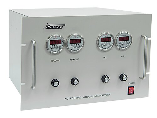 Nutech 6000-C NMHC Online Analyzer