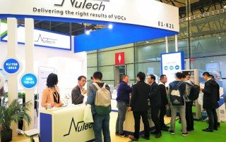 Nutech Perfect First Show in IE Expo China 2019-1