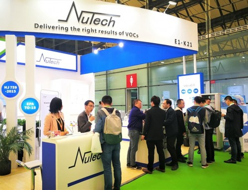 Nutech Perfect First Show in IE Expo China 2019