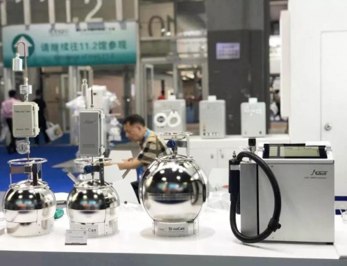 Nutech Instruments Presents New Products on Guangzhou IE Expo 2019