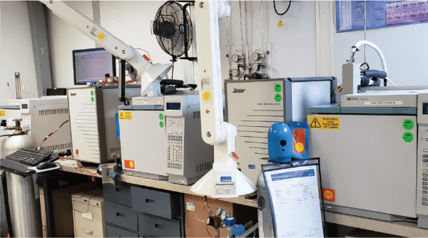 Nutech's VOCs Analytical Products at Linde