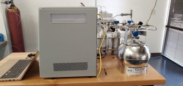 Humidify Canister by Nutech 2203 Dilutor 4