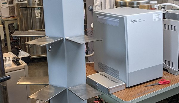 Nutech Instrument Project in McCampbell Analytical