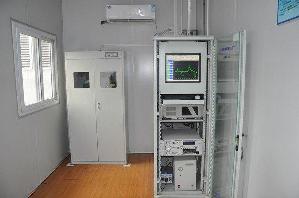 Nutech N20 TVOC Analyzer in Panansonic Factory_600