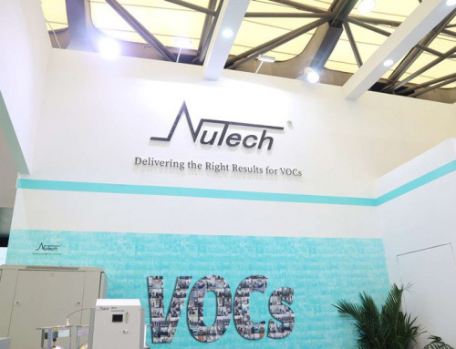 Nutech Attended IE Expo Shanghai 2021