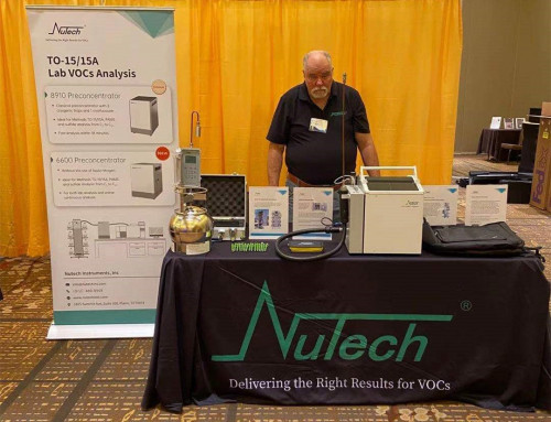 Nutech Instruments Attended 2021 Environmental Measurement Symposium in WA